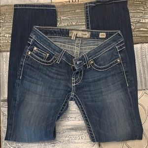 BKE Stella Straight Jeans - 25 s